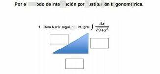 search-thumbnail-Por el método de integración por sustitución trigonométrica.