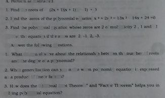 search-thumbnail-. Find the xxs of the polynomial equation x.+2x^{3-13x^{2-14x+24}}=0