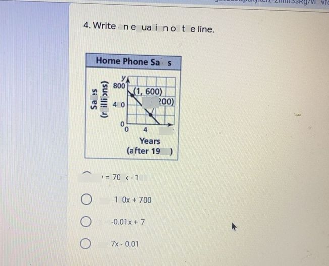 search-thumbnail-4 Write an equation of the line.