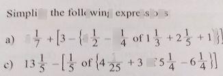 search-thumbnail-a) ) 5\dfrac{1}{7}+(3-(4\dfrac{1}{2}-(\dfrac{1}{4} of 1\dfrac{1}{3}+2\dfrac{1}{5}+1)))