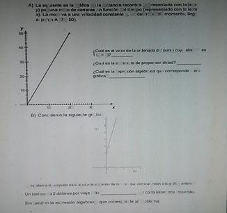 search-thumbnail-A) La siguiente es la grafica de la distancia recorrida (representada con la letra